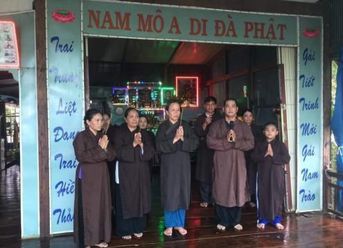 Phật giáo Hoà Hảo tại tỉnh An Giang