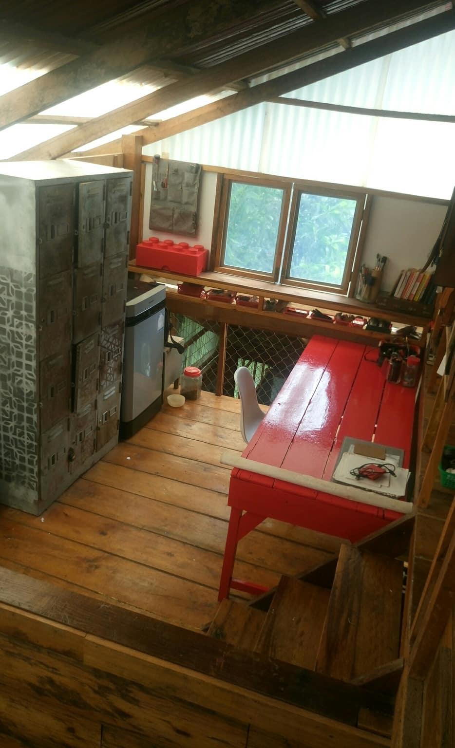 Loft study
