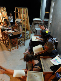 Workshop - Life Drawing