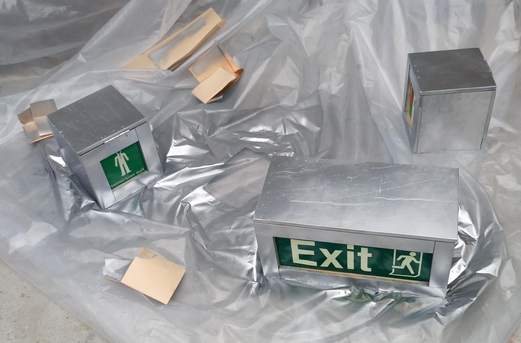 Shop - Emergency Storage