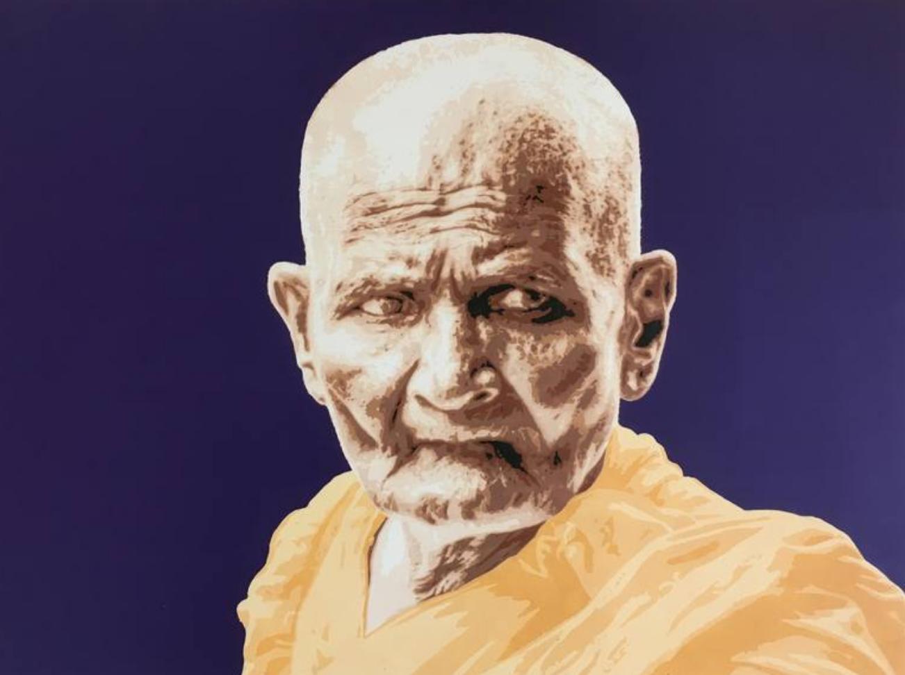 Artwork - The Monk Stencils