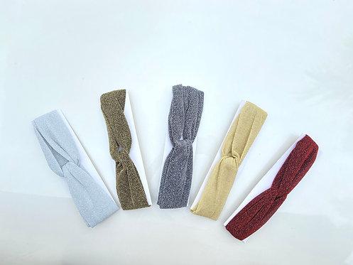 Shimmer Bow-Tie Headband