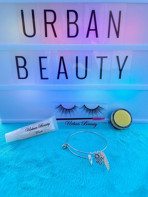 The Exotic Urban Beauty Kit (INCLUDES LIP SCRUB)