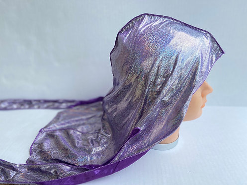 Purple Metallic Durag