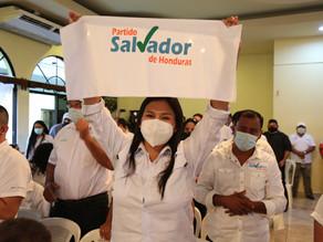 El Partido Salvador de Honduras está listo para legislar con integridad