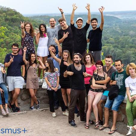 """Erasmus+ TC """"A Million Voices"""""""