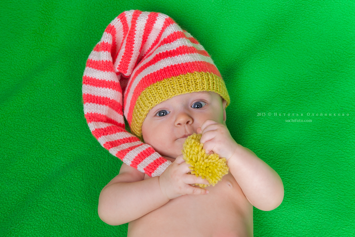 фотограф новорожденных в сочи