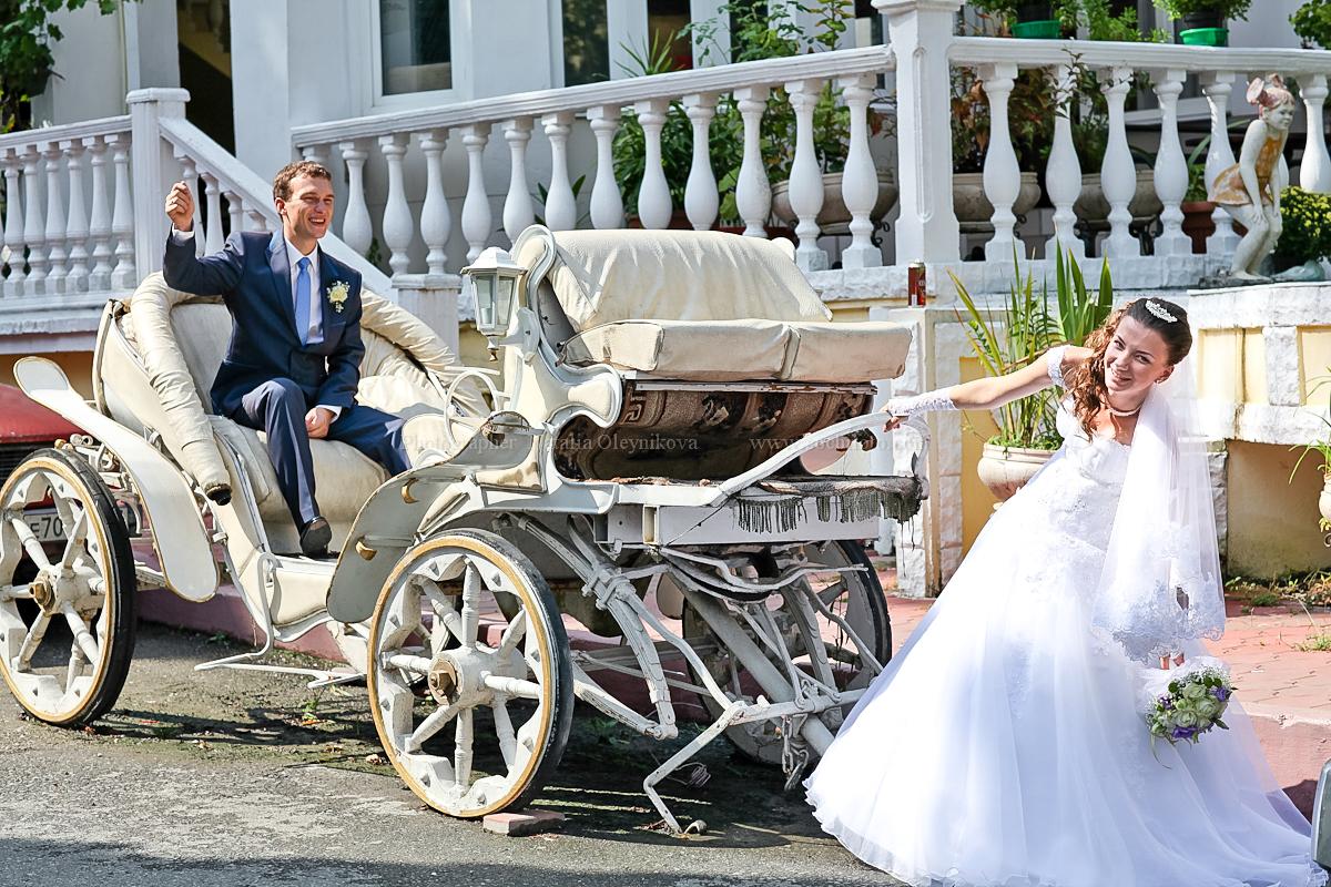 Свадебный фотограф в Сочи