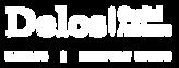 Delos-Logo-Dallas Newport Simple White (