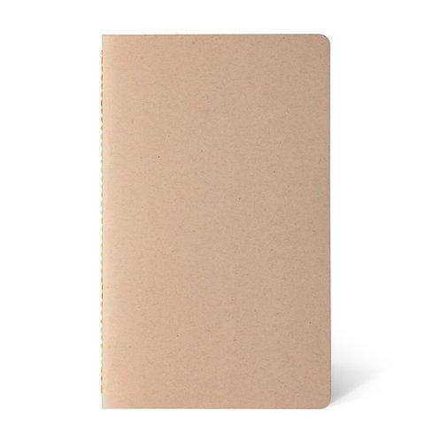 Classic Kraft Notebook 2-Pack