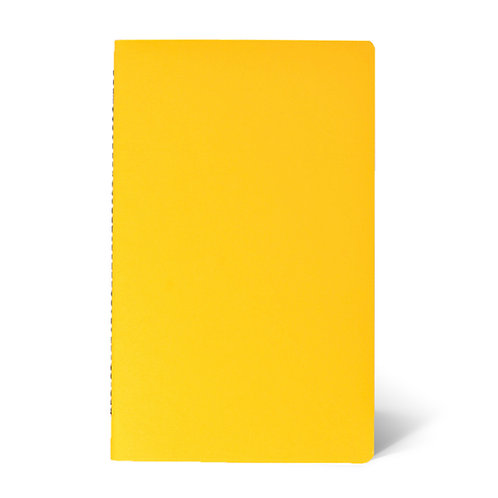 Electric Yellow Notebook 2-Pack