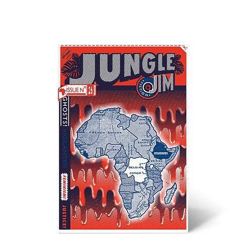 Jungle Jim Zine #26