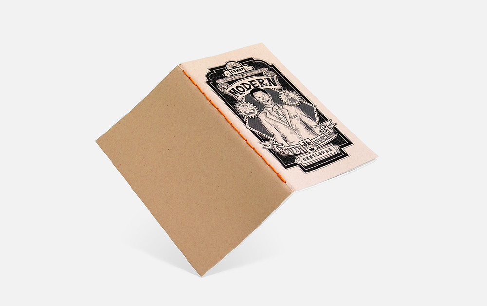 Sonop guide custom book