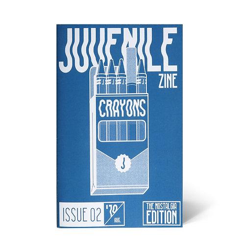 Juvenile Zine: Nostalgia Edition