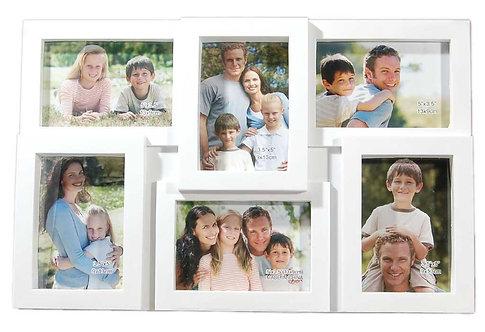 Рамка с 6 Ваши снимки