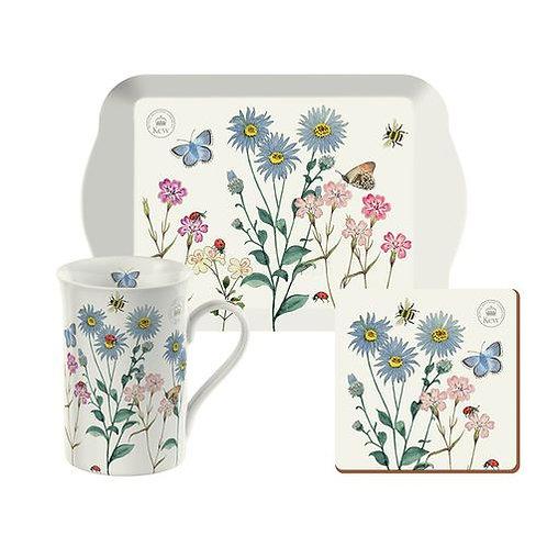 Комплект за чай / кафе Kew Gardens Katie Alice (различни десени)
