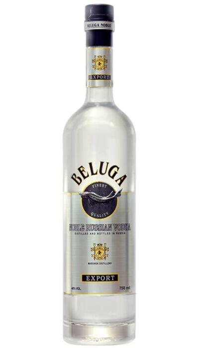 Водка Beluga Noble/ Белуга Нобъл