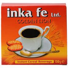 Напитка Инка Фе на Прах Разтворимо Golden Lion 150г