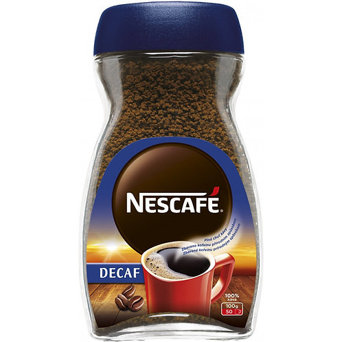 Nescafe без кофеин