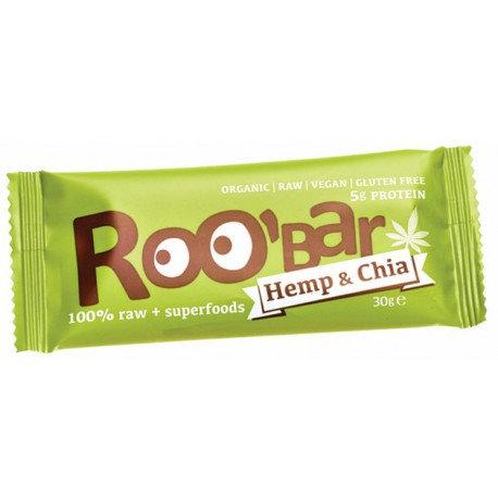 Био десерт Roobar (различни видове)