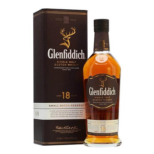 Уиски Glenfiddich 18 YO/ Гленфидих 18г