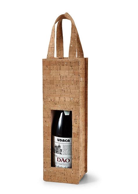 Коркова торбичка за вино Alexander