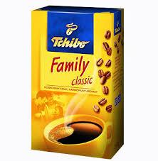 Кафе Tchibo family печено мляно 250g