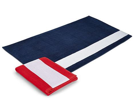 Плажна кърпа Alexander - Памучно кадифе- 320g/m2