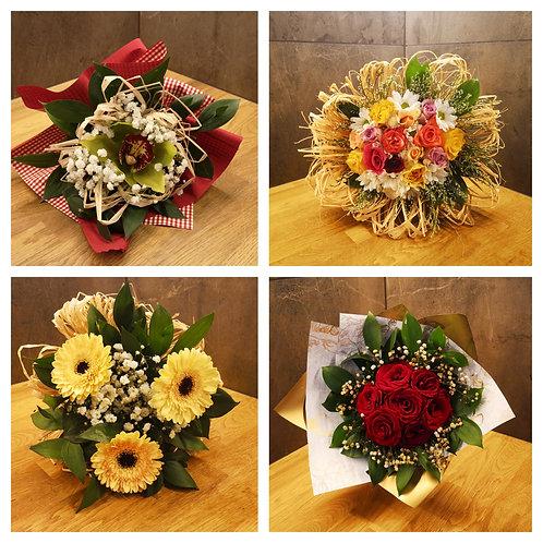 Букет по Ваше желание, с цветя по Ваше желание