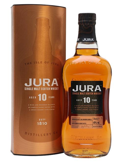 Уиски Jura 10YO/ Джура 10г