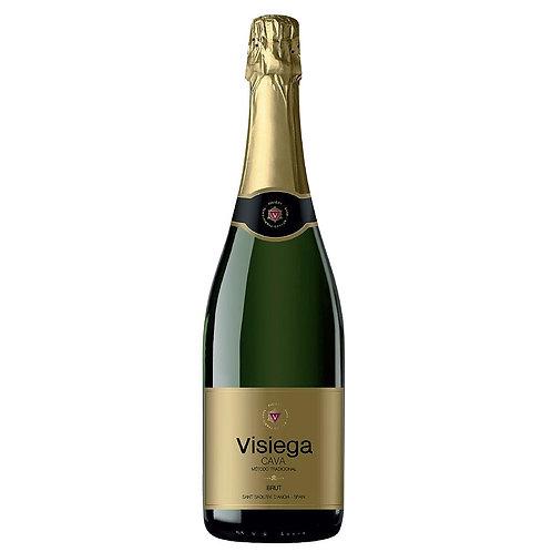 Испанско пенливо вино Visiega 750ml