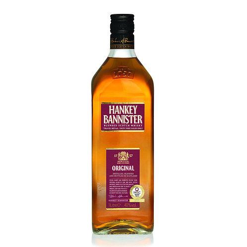 Уиски Hankey Bannister / Ханки Банистър 1.0L