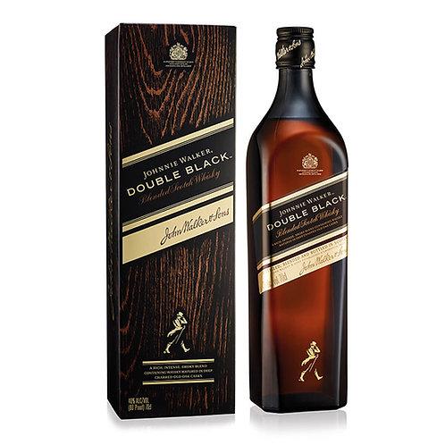 Уиски Johnnie Walker Double Black / Джони Уокър двоен черен етикет