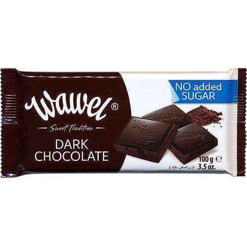 Шоколад WAWEL без захар/палмово масло 100гр