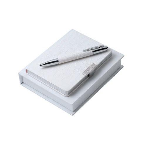 Комплект бележник и химикалка Neve Nina Ricci
