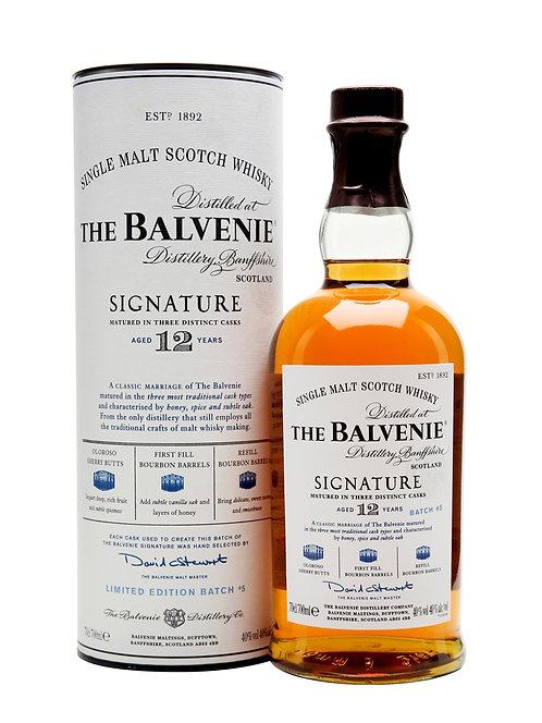 Уиски Balvenie Signature Single Malt 12 годишно