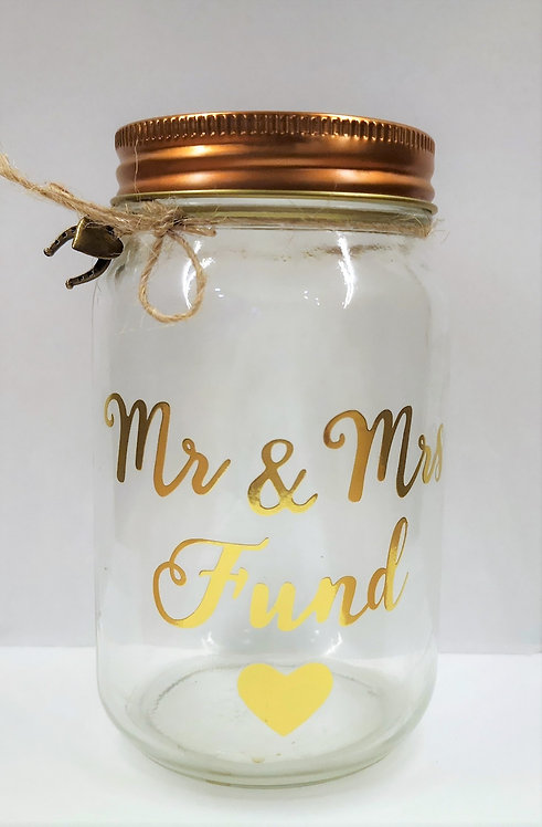 Касичка Mr and Mrs Fund