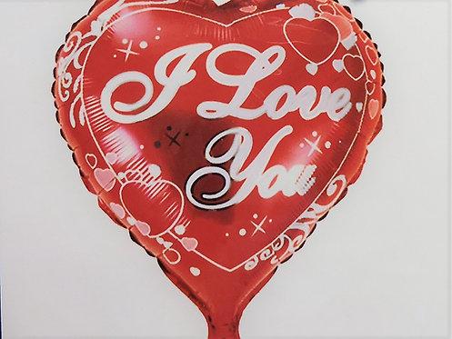 Балон I LOVE YOU (повече от един само за Варна)