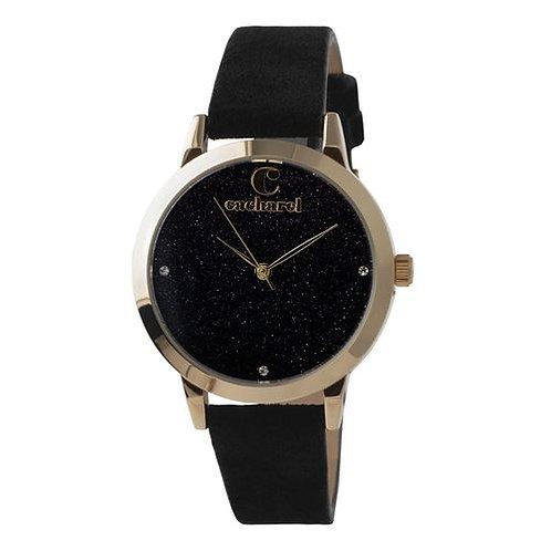 Дамски ръчен часовник Cacharel - Montmartre Black