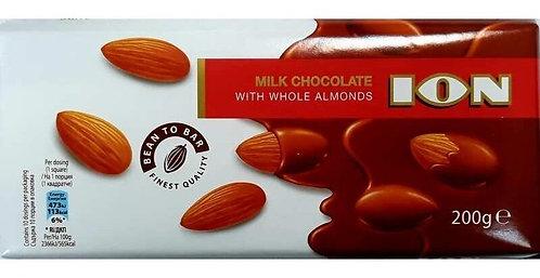 BIO/Organic шоколад ION 100гр