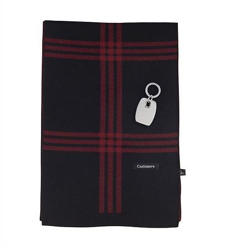 Комплект шал и ключодържател F.Bartholdi