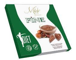 Бонбониeра MILETE FINE (лешник)