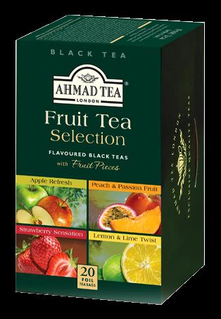 Ahmad Tea FRUIT Плодова селекция, 20 филтър-