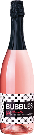 Италианско пенливо вино Bubbles 750ml
