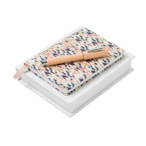 Комплект бележник и химикалка Cacharel Carnet
