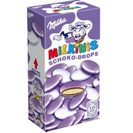 Шоколадови дражета Milkinis Milka 42g