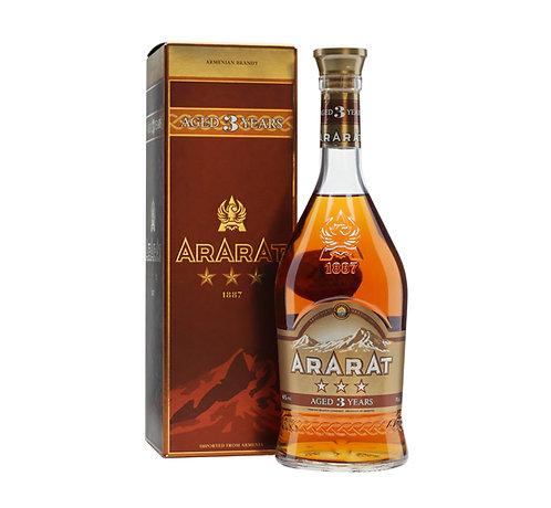 Арменско Бренди Ararat 3*