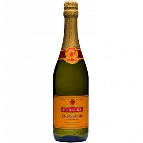 Италианско пенливо вино Coralba Brut 750ml