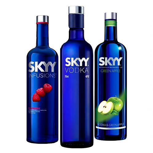 Водка SKYY 1 литър