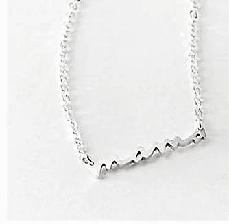 Колие МАМА сребро 925 Sterling Silver в луксозна кутийка